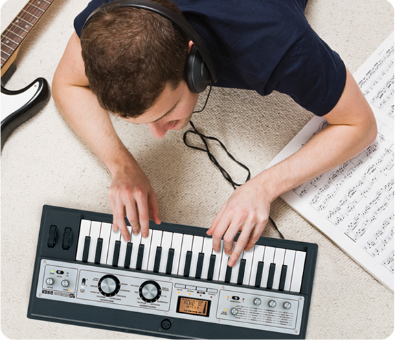pianistas y músicos