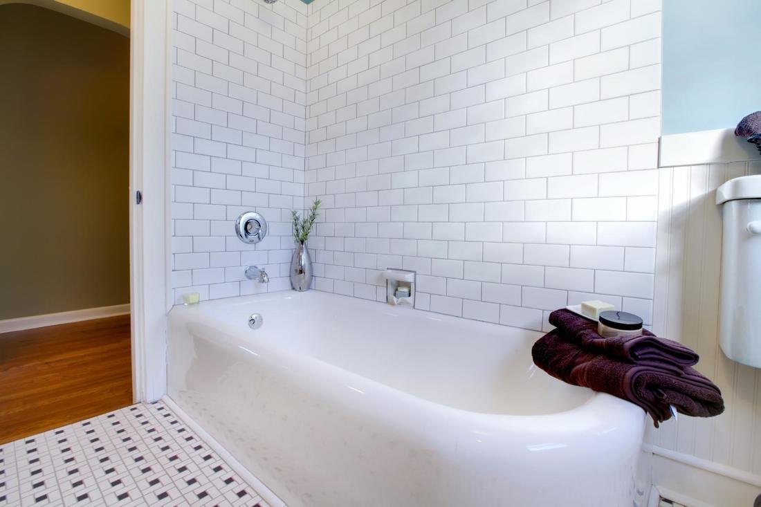 servicios de revestimiento de baño